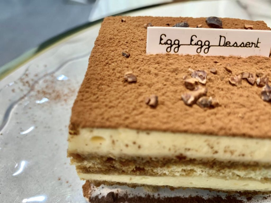 兩顆蛋Egg Egg Dessert