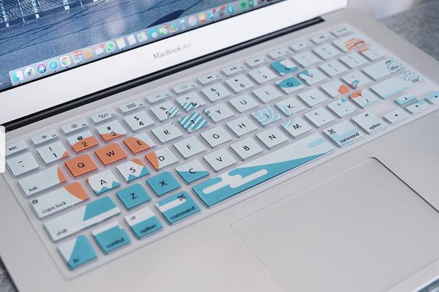 macbook鍵盤膜推薦